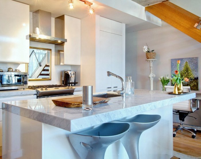 Countertop Upgrades : granite countertops kitchen upgrades roi