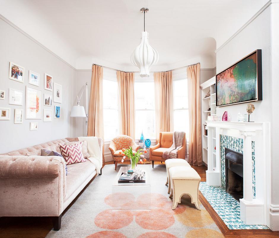 living room natural light
