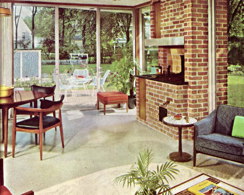 timeless 70s home