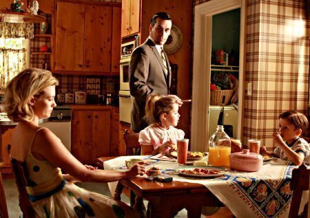 Mad Men Kitchen Inspiration