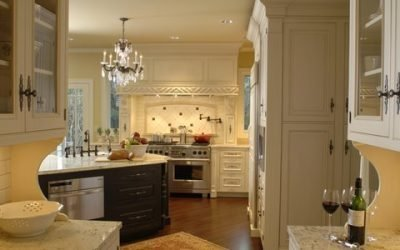 Changing an Ordinary Room to Extraordinary:  Beautiful Crown Molding