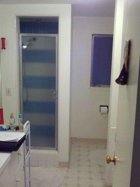 Our Latest Basement Bathroom Remodel
