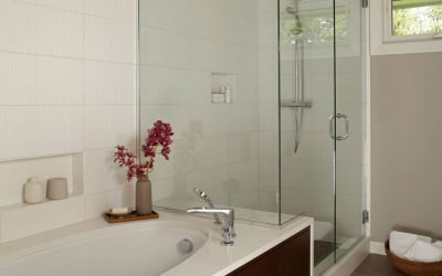 22 Simple Tips To Make  A Small Bathroom Look Bigger