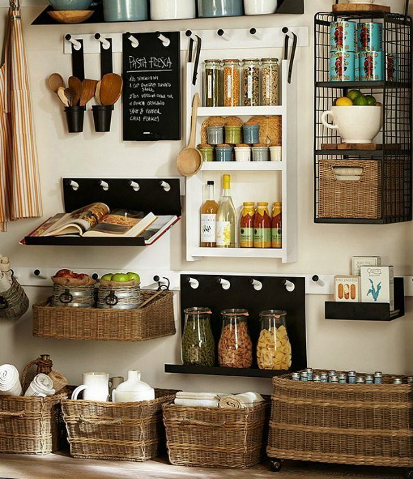 How To Organize Your Home Room By Room Mosaik Design - Where to put things in kitchen cabinets