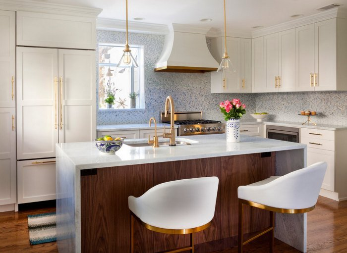 cream kitchen cabinets kitchen upgrades ROI