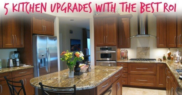 kitchen upgrades best roi