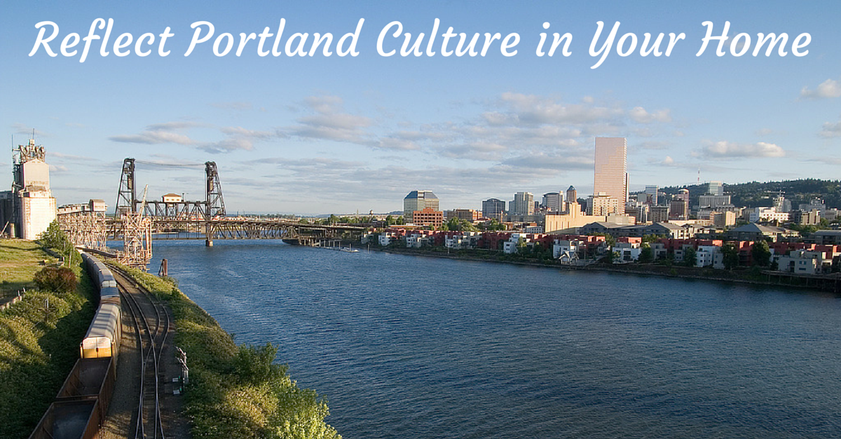 reflect portland culture in your home