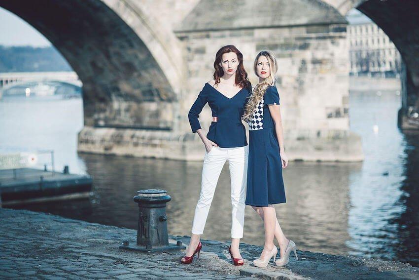 fashion inspired nautical design