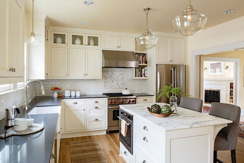 cosmetic kitchen remodel