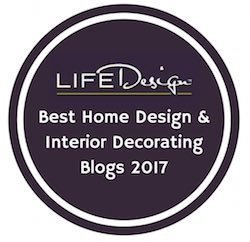 LifeDesign Home Blog Award!