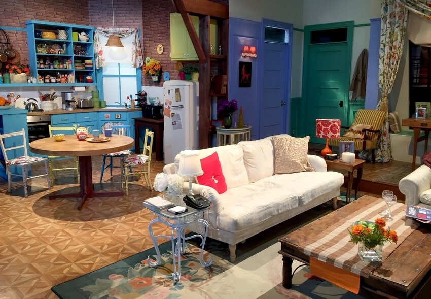 Friends Apartment Inspiration
