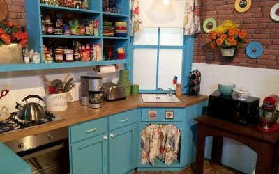 10 Amazing TV Show Sets to Inspire Your Interior Design Project