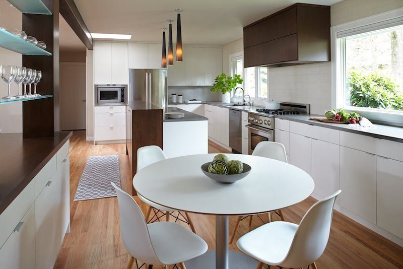 easy ways to incorporate mid century modern design in your portland home