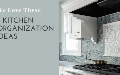 8 Kitchen Organization Ideas We Love
