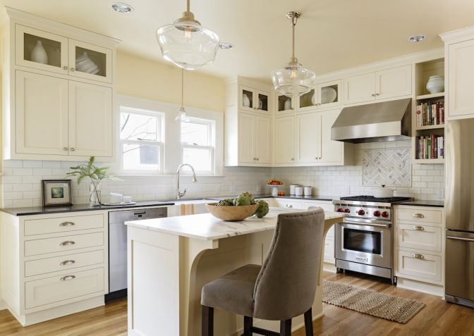 Portland Bungalow Kitchen 1