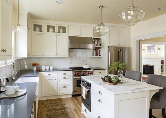 Portland Bungalow Kitchen 4
