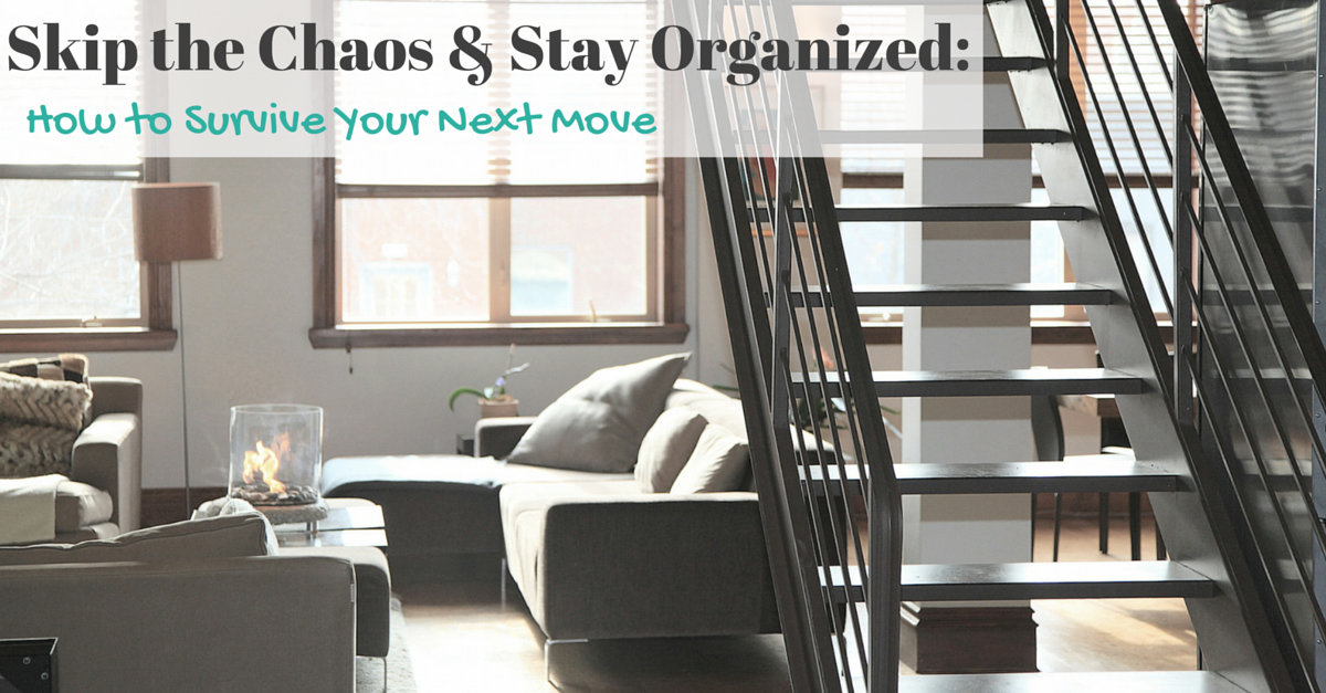Skip the Chaos & Stay Organized-