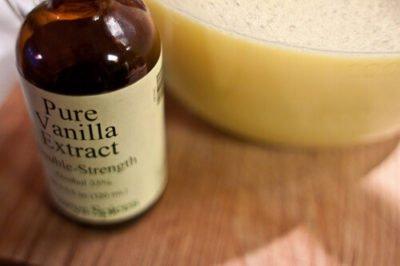 cook vanilla extract