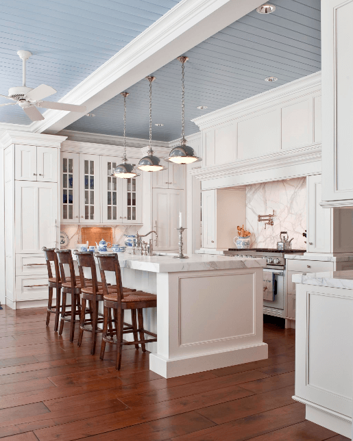 crown molding timeless home