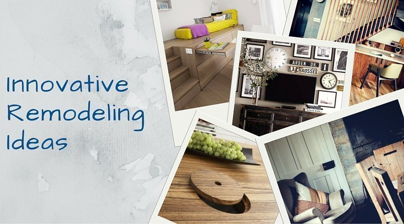 innovative home remodeling ideas