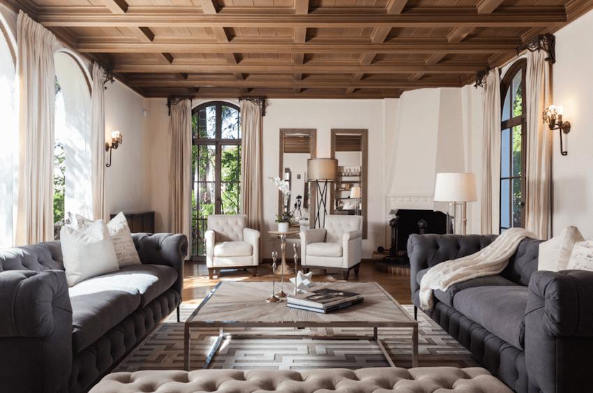 mediterranean timeless home