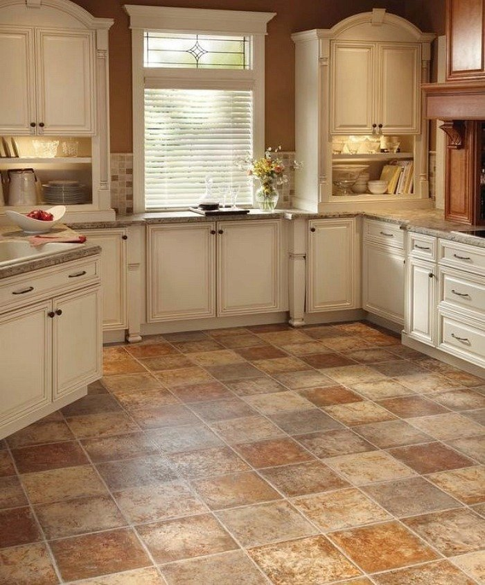 vinyl flooring kitchen remodeling ROI