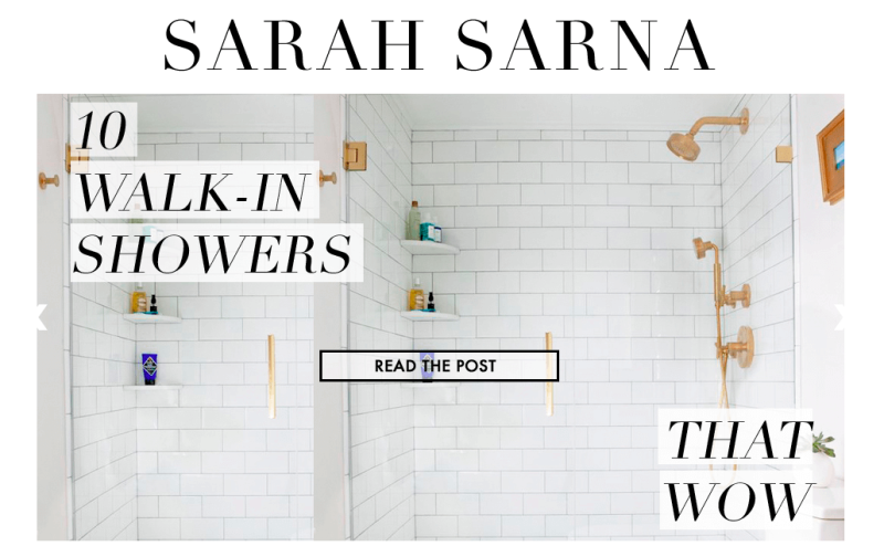 sarah sarna blog