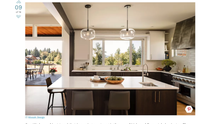 Mosaik Design & Remodeling Featured on the Spruce