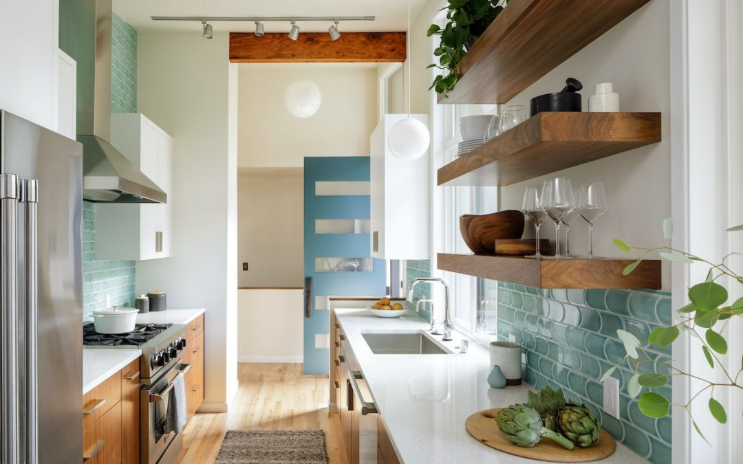 Mosaik Kitchen Remodel Featured in Oregon Home Magazine