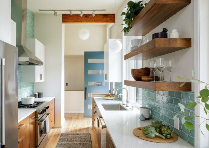 Mid Century Kitchen Remodel 1