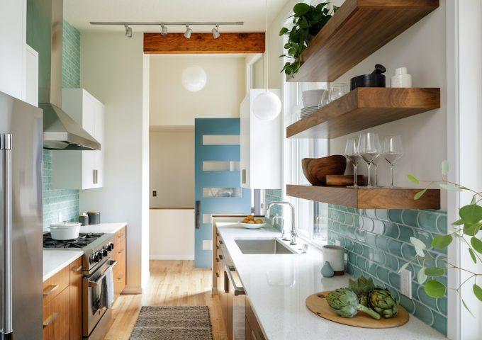 Mid Century Kitchen Remodel