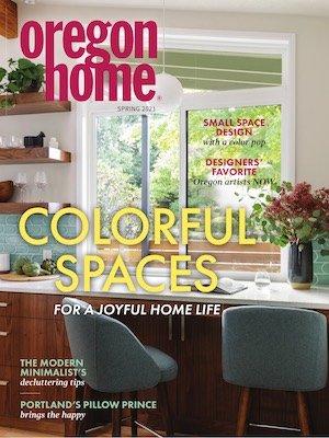 Mosaik Design Oregon Home Magazine Cover